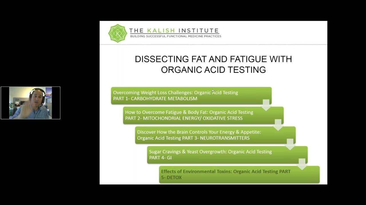 PATIENT EDUCATION: Effects of Environmental Toxins: Organic Acids Testing  Part 5 Detox