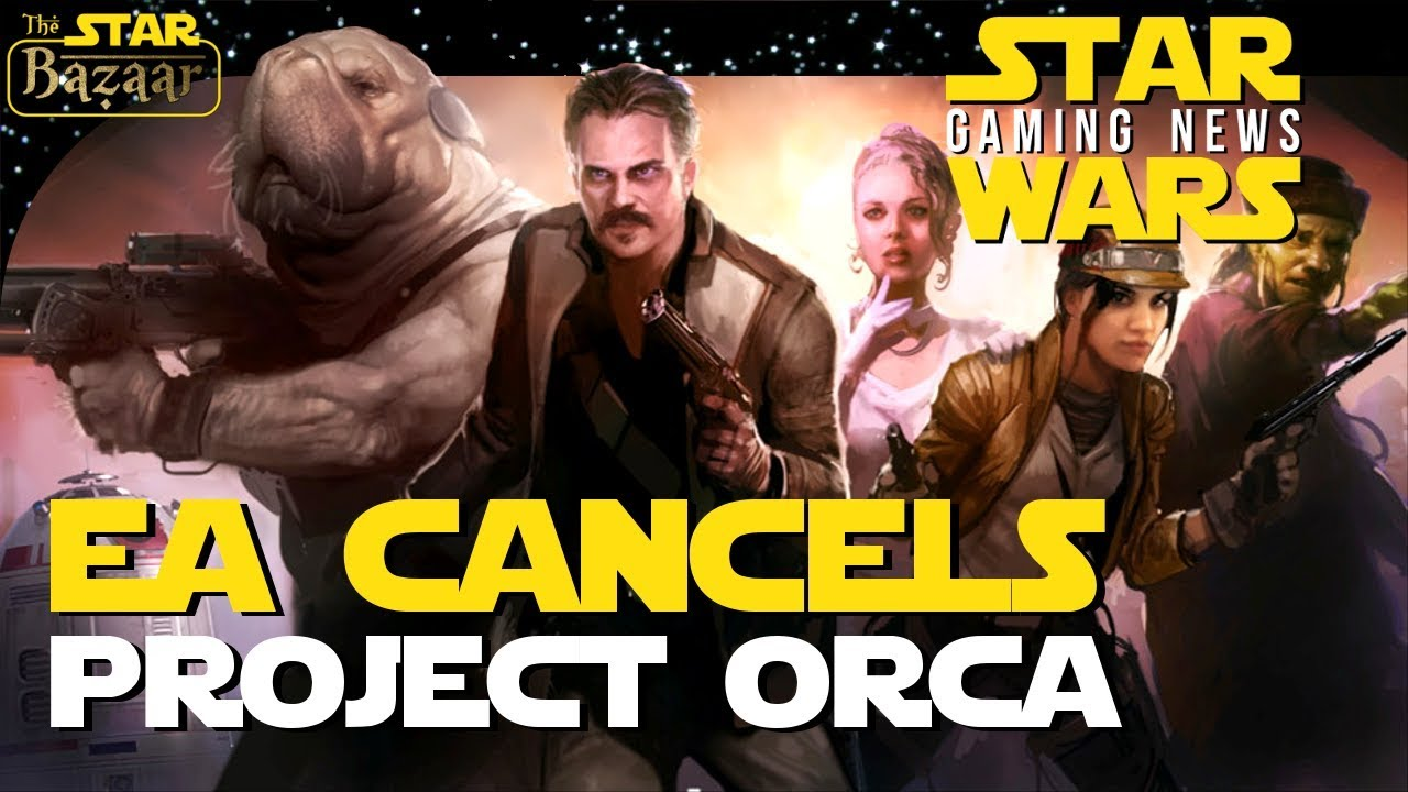 Ea Cancels Star Wars Game Mobile Games Are The Future