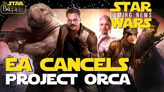 Ea Cancels Star Wars Game, Mobile Games Are The Future | Star Wars Gaming News