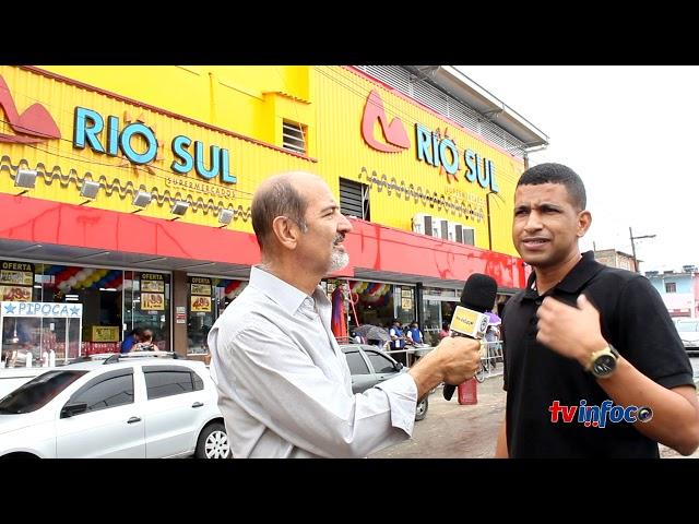 Cobertura da Reinauguração do Rio Sul Supermercados - Duque de Caxias - RJ | 05/10/2018