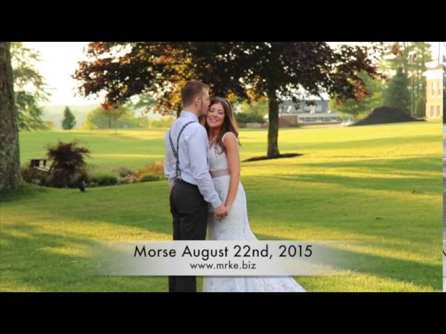 Morse Wedding August 22nd 2015