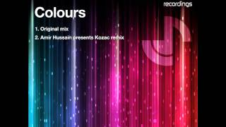 Nymark & Dryden - Colours (Original Mix) [DEF078] OUT NOW!!