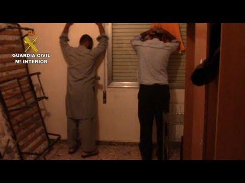 Detido paquistanês acusado de propagar doutrina jihadista