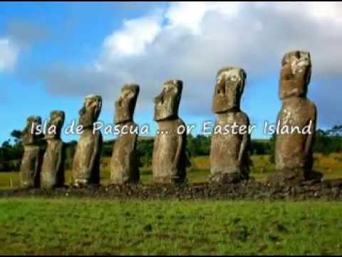 Rapa Nui Easter Island, Chili 2