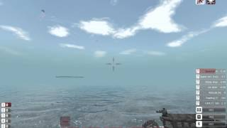 From The Depths:  Drone carrier test.