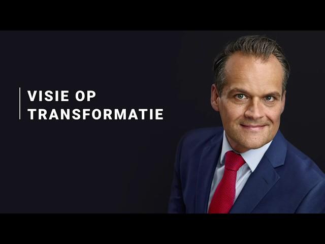 Jan-Kees de Jager - Visie op transformatie