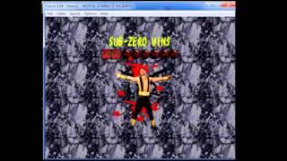 #Análise - Mortal Kombat 2 Unlimited (Genesis/Mega Drive)