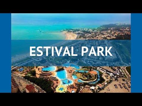 ESTIVAL PARK 4* Испания Коста Дорада обзор – отель ЕСТИВАЛ ПАРК 4* Коста Дорада видео обзор