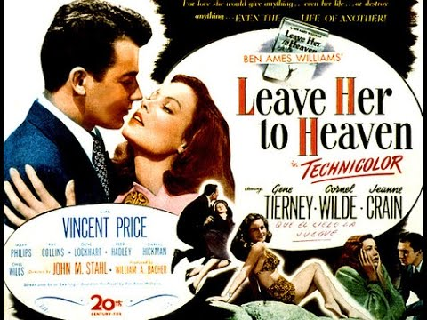 The Fantastic Films of Vincent Price #12 - Leave Her To Heaven