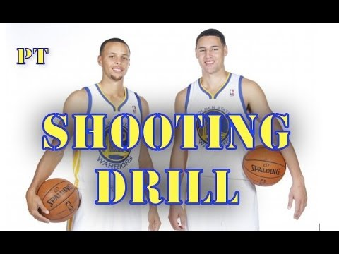 Splash Brothers 2 Minute Shooting Drill | Shoot Like Steph Curry and Klay Thompson | Pro Training