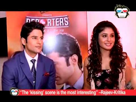Rajiv Khandelwal and Kritika Kamra in exclusive interview with Filmy Monkey