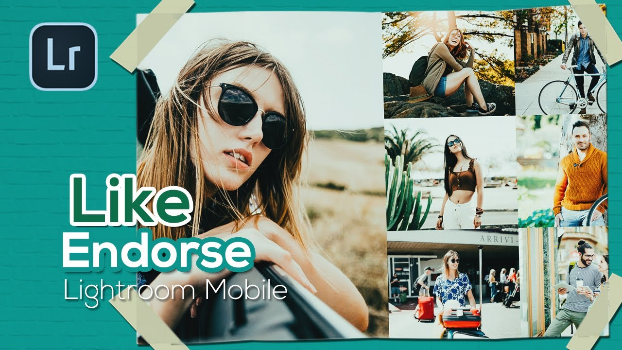 Free Lightroom Presets Mobile and Desktop - Like Endorse For