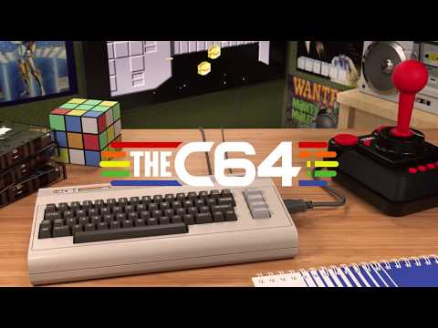 THEC64 MINI - announcement trailer
