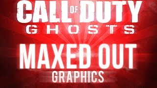COD GHOSTS PC MP GAMEPLAY - OVERVIEW - MAXED OUT GRAPHICS *LIVE*