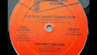 NEW JERSEY CONNECTION - Love Don
