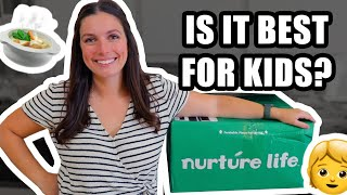 Nurture Life Review How Good  S This Healthy Kids Meal Delivery Service