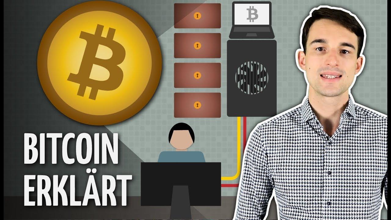 Bitcoins Erklärung: So funktioniert Kryptowährung