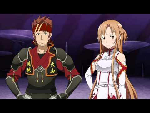 Everybody is Jelly ~ SWORD ART ONLINE Re: Hollow Fragment [Part 4]