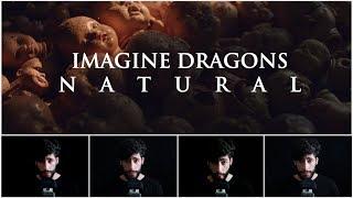 IMAGINE DRAGONS - NATURAL // BEATBOX & ACAPELLA COVER by MB14