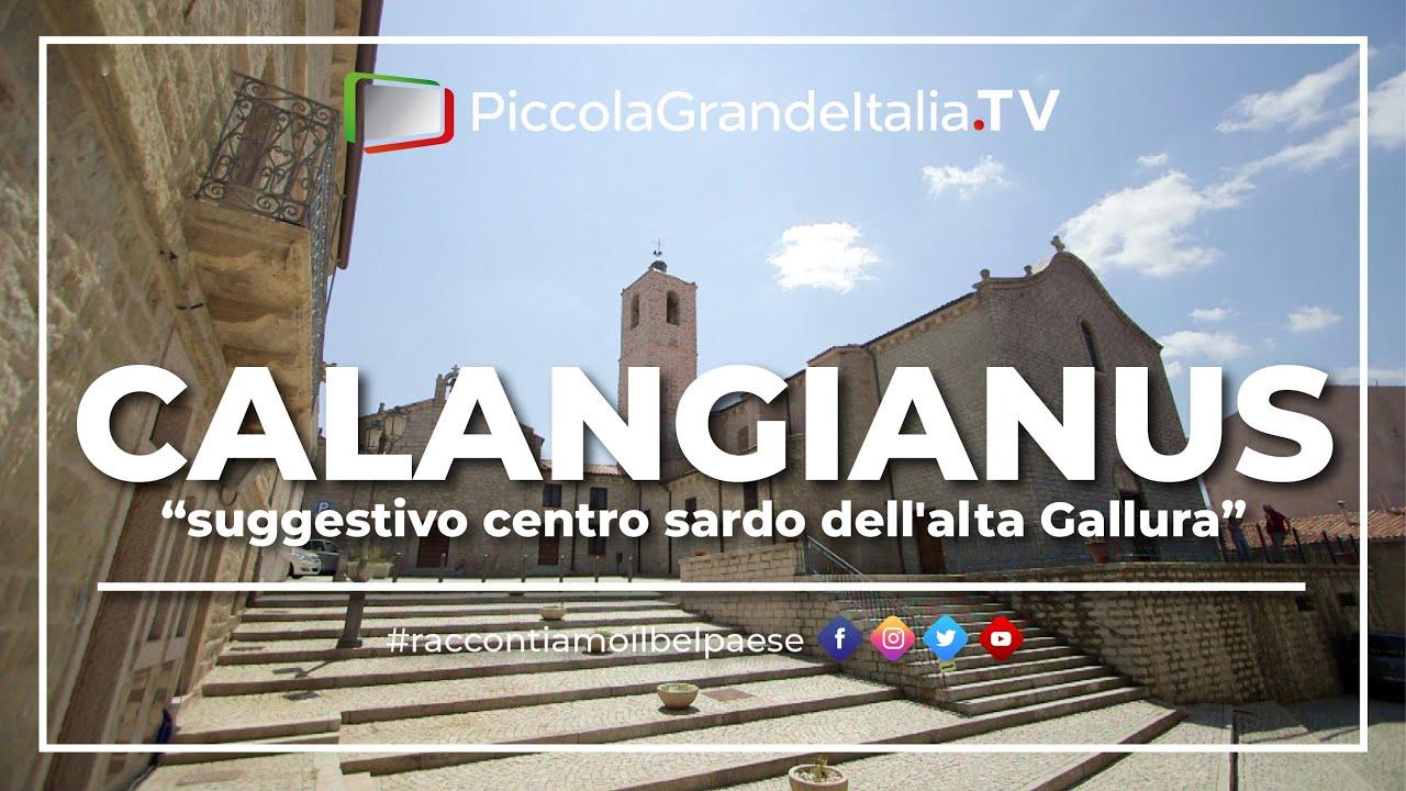 Calangianus Piccola Grande Italia Youtube