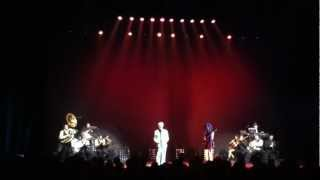 """Naive Melody"" David Byrne & St. Vincent Live at Riverside Theater - Milwaukee, WI - 9/16/12"