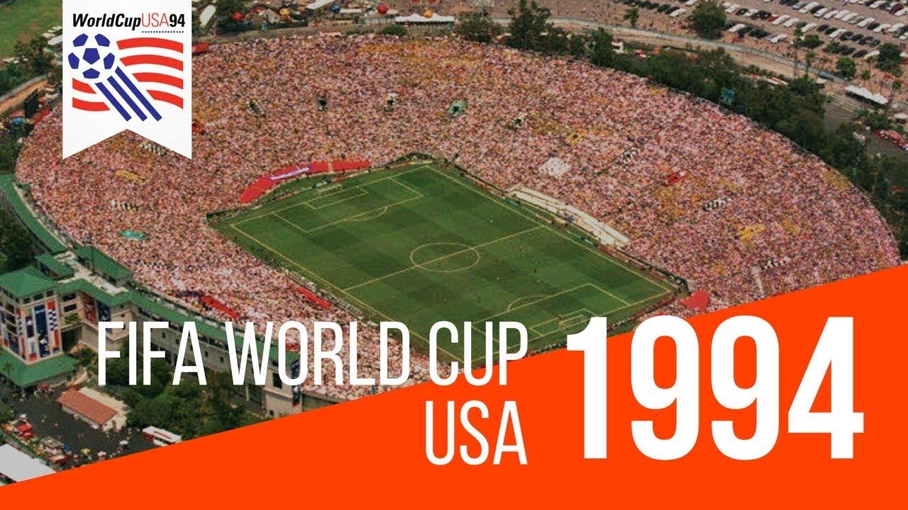 FIFA WORLD CUP 1994 USA - STADIUMS - YouTube