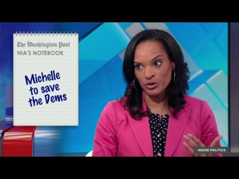Michelle to save the Dems