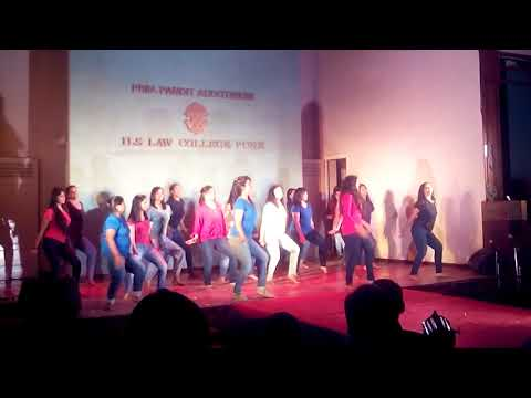 ILS LAW COLLEGE PUNE 2016 BATCH DANCE