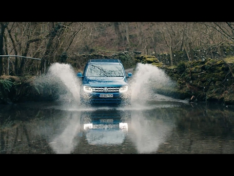 The Amarok Trailblazers Challenge | Volkswagen Commercial Vehicles UK