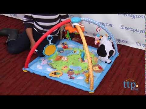 Lil' Critters Discover & Learn Gym from VTech - YouTube