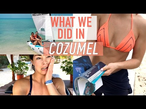 Cozumel VLOG | What Are Chinese Exercises?? | Body Weight Workout |
