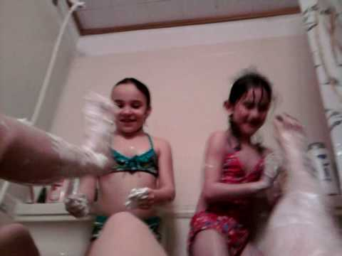 never let your little sister shave your legs   youtube