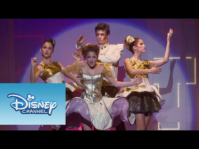 Violetta: Video Musical Te Creo Videos De Viajes