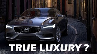 Is Volvo a True Luxury Car Maker?