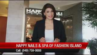 Happy Nails And Spa Of Fashion Island Reviews