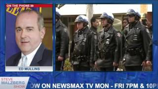 Malzberg | Ed Mullins: NYPD Funeral...Not A Place For Al Sharpton To Be
