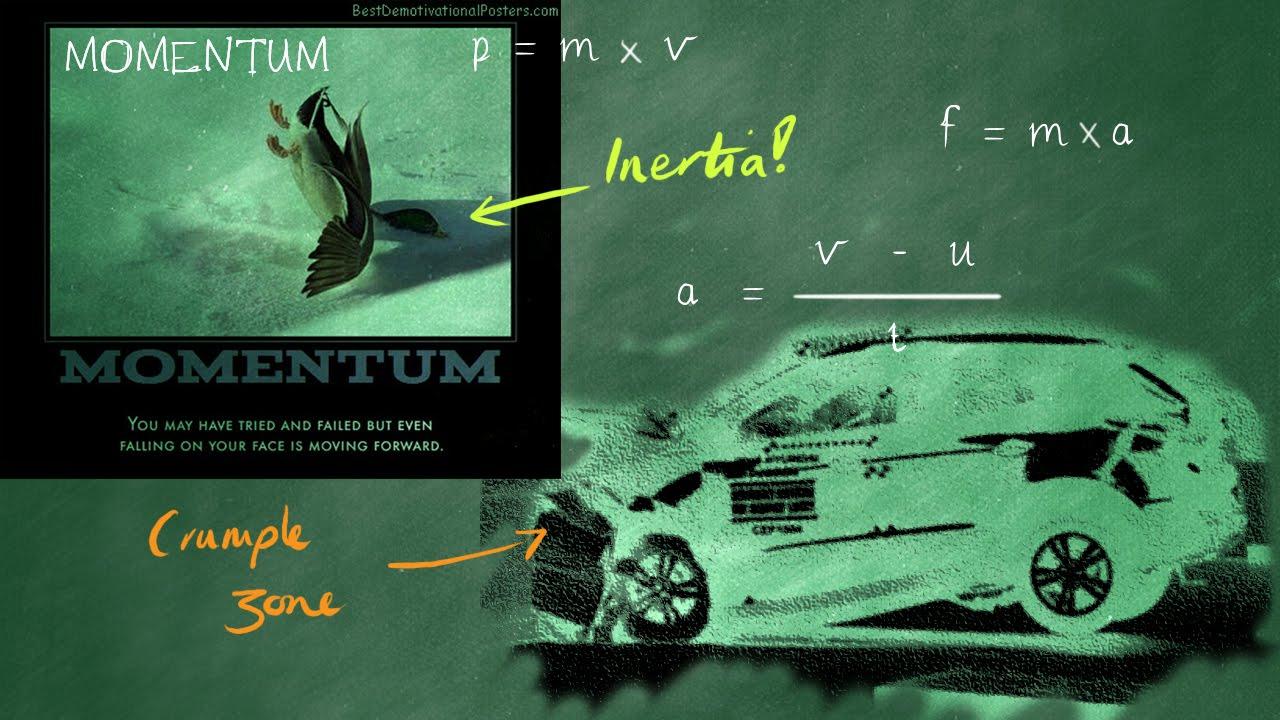physics car safety