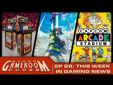 iiRcade RetroMania Wrestling, Nintendo Direct, Capcom Arcade Stadium, Atgames, Arcade1Up and More! from Detroit Love
