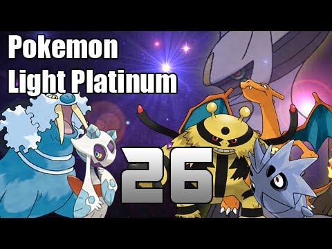 Pokémon Light Platinum - Episode 26