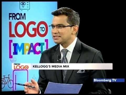 #LogoIMPACT: Harpreet Singh, Marketing Director- Kelloggs India: The India Story