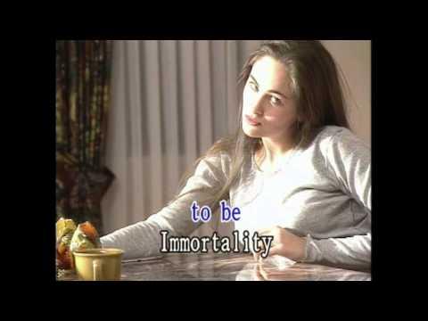 Immortality (Karaoke)