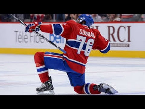 We Will Miss You P.K... (Subban highlight)