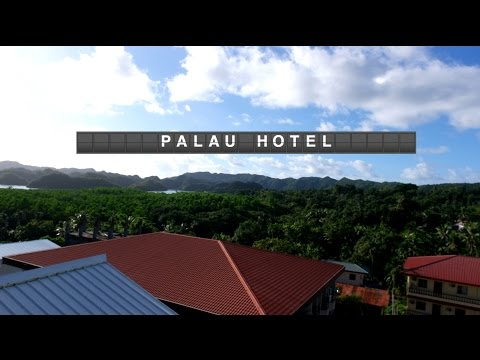 DIY Travel Reviews - Palau Hotel in Koror, Tour of the Rooms, Amenities and Location