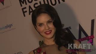 Hot sunny leone in transparent dress - full video