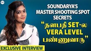 Soundarya's Funny Lockdown Atrocities | Master | Kutti Story - 01-04-2020 Tamil Cinema News