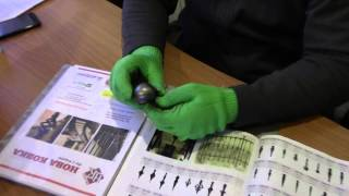 Пустотелый шар 43.630 диаметром 30 мм. Продажа элементов ковки в Украине(, 2014-04-26T08:51:06.000Z)