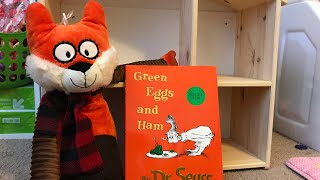 Green Eggs and Ham by Dr. Seuss, Book Read Aloud!
