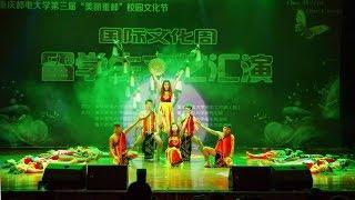 Múa Ngọn lửa Tây Nguyên + Vũ điệu cồng chiêng cực hoành tráng (Du học sinh Việt Nam)