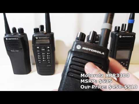 Top 5 Commercial Grade Walkie Talkies 2017 - Best Two-Way Radios For Businesses