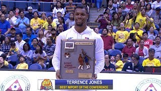 Best Import of the Conference: Terrence Jones | PBA Commissioner's Cup 2019